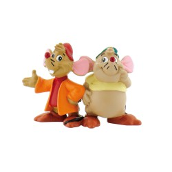 Figura Gus y Jaq Cenicienta Disney