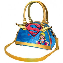 Bolso bowling Superhero Girls DC Supergirl