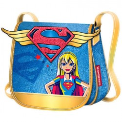 Bolso Superhero Girls DC Supergirl solapa