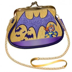 Bolso retro Superhero Girls DC Batgirl