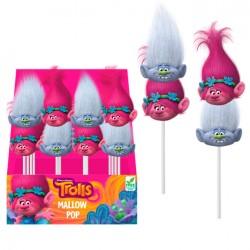 Pincho brocheta Trolls Poppy marshmallow