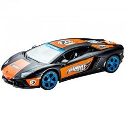 Coche radio control Hot Wheels Lamborghini Aventador