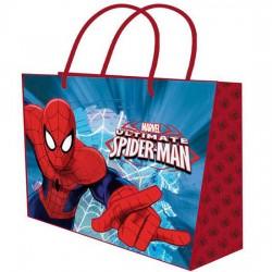 Bolsa regalo Spiderman Marvel gigante