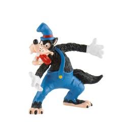 Figura Lobo feroz Los 3 cerditos Disney
