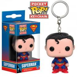 Llavero Pocket POP DC Comics Superman DC Comics