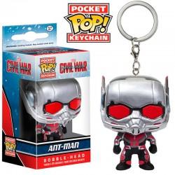 Llavero Pocket POP Marvel Ant Man