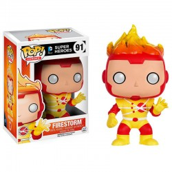 Figura POP DC Comics Firestorm