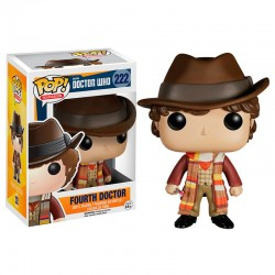 Figura POP Vinyl Cuarto Doctor Doctor Who