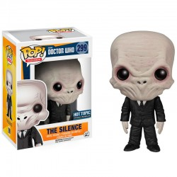 Figura POP Vinyl Doctor Who The Silence