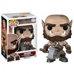 Figura POP Vinyl Orgrim World of Warcraft