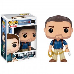 Figura POP Vinyl Uncharted Nathan Drake