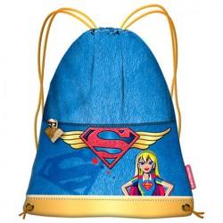 Saco Superhero Girls DC Supergirl 41cm