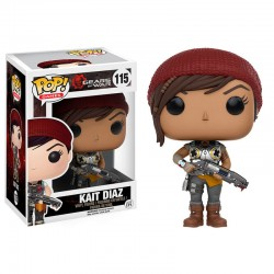 Figura POP Vinyl Kait Diaz armored Gears of War