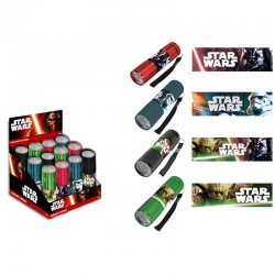 Linterna led Star Wars surtida