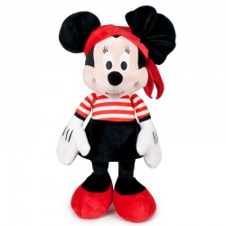 Peluche Minnie Disney Pirata soft 47cm