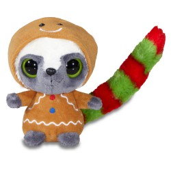 Peluche Wannabe Gingerbread Man Yoohoo & Friends 13cm