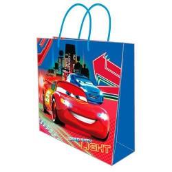 Bolsa regalo Cars Disney mediana