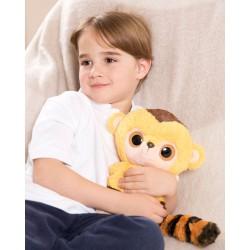 Peluche climatizado Roodee Capuchin Monkey Yoohoo & Friends 25cm