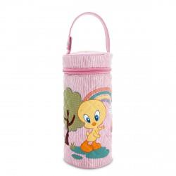 Porta biberones baby Looney Tunes rosa