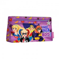Portatodo plano Superhero Girls DC Move