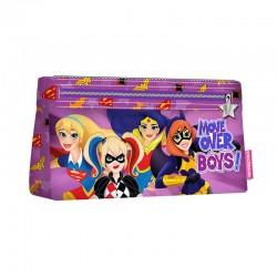 Portatodo plano Superhero Girls DC Move