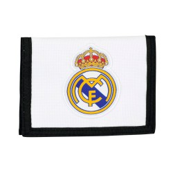 Billetera Real Madrid Grey
