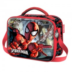 Bolsa portameriendas Spiderman Marvel Dark