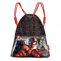 Saco Spiderman Marvel Dark 41cm