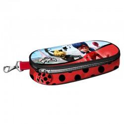 Portatodo Prodigiosa Ladybug Cat Noir
