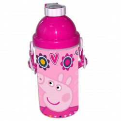 Cantimplora Peppa Pig Felce pop up
