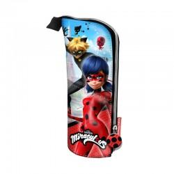 Portatodo vertical Prodigiosa Ladybug Cat Noir