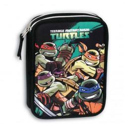 Plumier Tortugas Ninja Fight doble