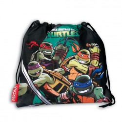 Saco Tortugas Ninja Fight 25cm