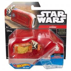 Rey's Speeder Star Wars Hot Wheels