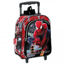 Trolley Spiderman Amazing 36cm