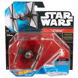 First Order Special Forces Tie Fighter Hot Wheels