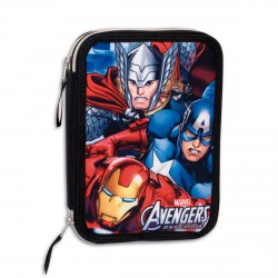 Plumier Vengadores Avengers Marvel Twister doble