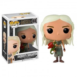 Figura POP Game of Thrones Daenerys Targaryen