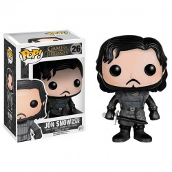 Figura POP Game of Thrones Jon Snow Castle Black