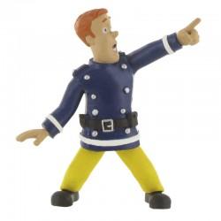 Figura Sam El Bombero Fireman Sam