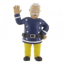 Figura Sam El Bombero Fireman Sam Steele