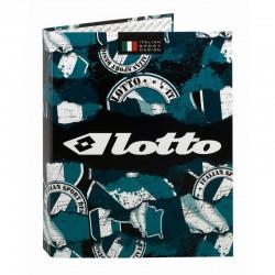 Carpeta Lotto Flag A4 anillas