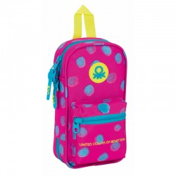 Mochila 4 portatodo completos Benetton Dots Painted