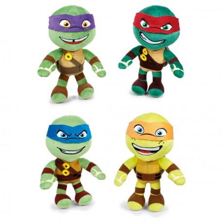 Peluche Tortugas Ninja soft T3 surtido