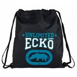Saco Ecko Unltd Black 40cm