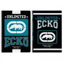 Libreta Ecko Unltd Black A4 tapas duras 80h surtido