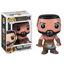Figura POP Game of Thrones Khal Drogo