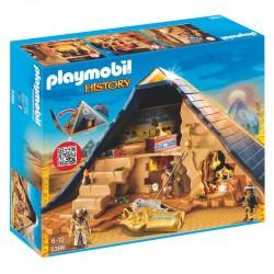 Piramide Faraon Playmobil History