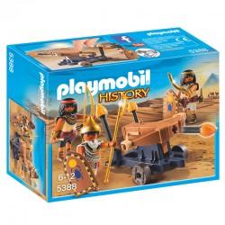 Egipcios con Ballesta Playmobil History