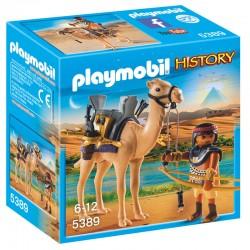 Egipcio con Camello Playmobil History